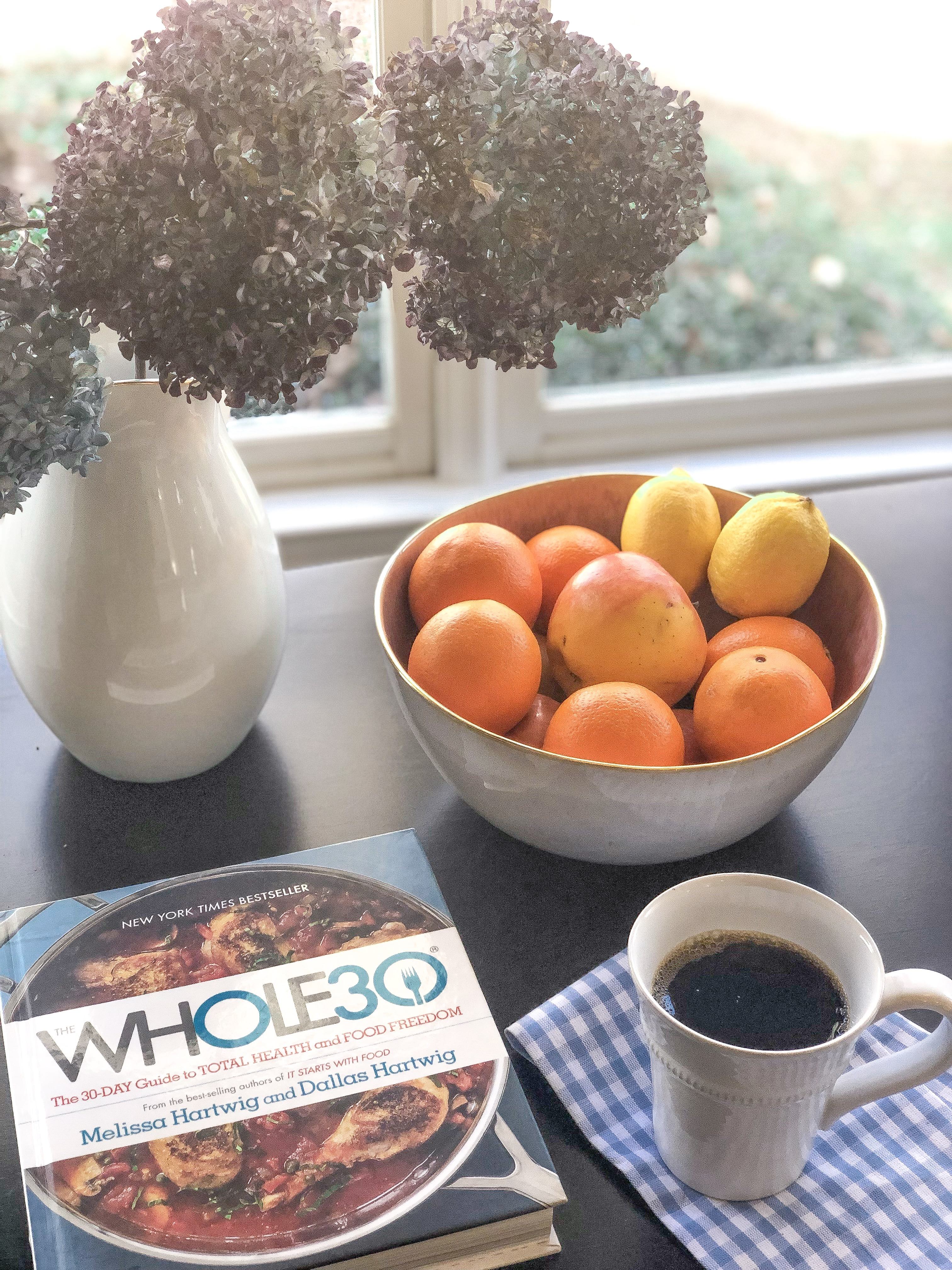 whole 30 update