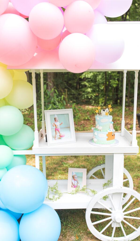 Dottie's First Birthday